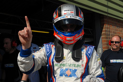 Pole Winner Sam Tordoff