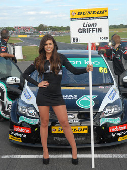 Addison Lee Grid Girl