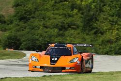 #3 8 Star Motorsports Corvette DP: Enzo Potolicchio, Stéphane Sarrazin, Pedro Lamy