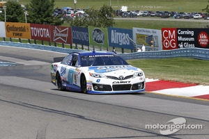 A.J. Allmendinger, No. 47 JTG Daugherty Racing Toyota at Watkins Glen, 2013