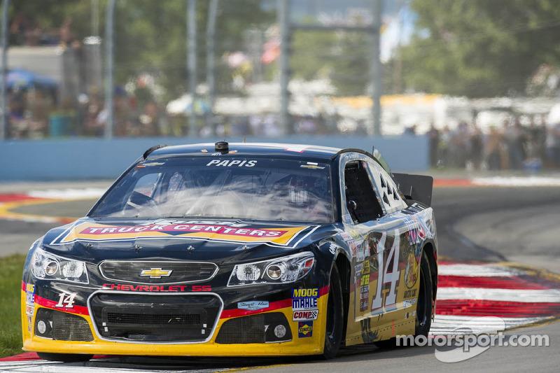 Max Papis, Stewart-Haas Racing Chevrolet