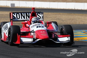 James Davison, Dale Coyne Racing Honda