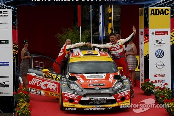 Martin Prokop, Michal Ernst, Ford Fiesta WRC #21, Jipocar Czech National Team