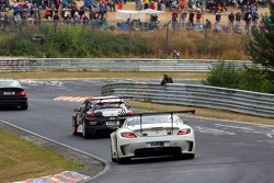 Stuart Leonard, Paul Wilson, Fortec Motorsport, Mercedes-Benz SLS AMG GT3