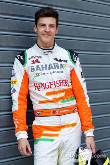 James Calado, Sahara Force India Third Driver