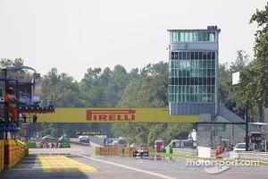 Autodromo Nazionale, Monza