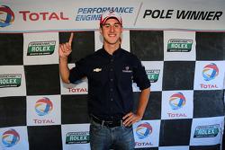 GT polesitter John Edwards