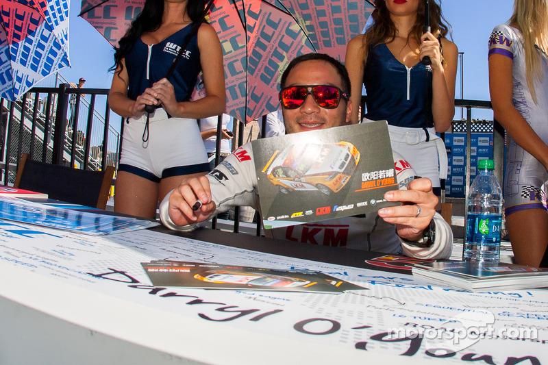 Darryl O'Young,  BMW 320 TC, ROAL Motorsport