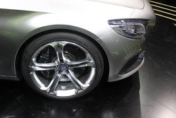 Mercedes benz Class S Coupe Concpet