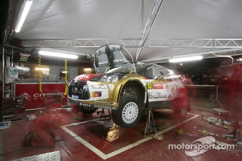 Citroen World Rally Team Service