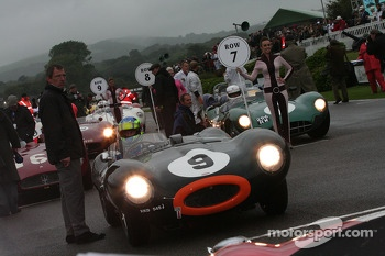 The Sussex Trophy grid