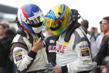 Michael Zehe, Marko Hartung, ROWE RACING, Mercedes-Benz SLS AMG GT3, Portrait