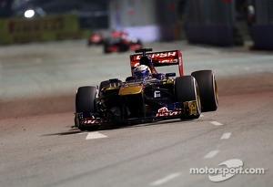 Jean-Eric Vergne, Scuderia Toro Rosso   20