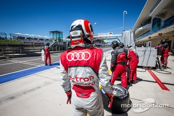 Tom Kristensen ready for this stint