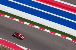 #61 AF Corse Ferrari 458 Italia: Jack Gerber, Matt Griffin, Marco Cioci