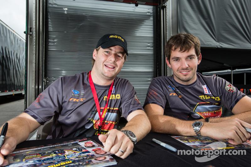 Henrique Cisneros and Sean Edwards