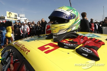 Helmet of Mike Rockenfeller