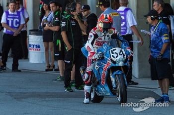 Roger Hayden ready for superpole