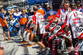 Superbikes ready for Saturday qualifying