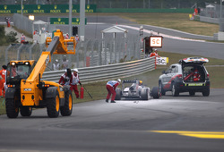 Mark Webber, Red Bull Racing in trouble