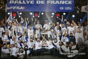 Volkswagen's Champions Sébastien Ogier and Julien Ingrassia