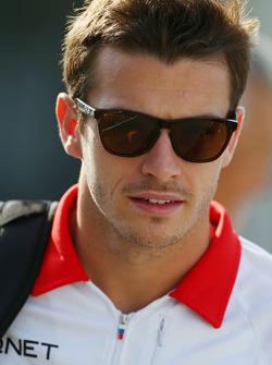 Jules Bianchi, Marussia F1 Team