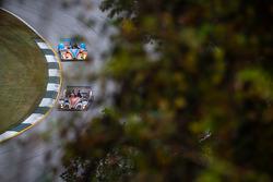 #25 8Star Motorsports Oreca FLM09 Oreca: Oswaldo Negri, Sean Rayhall, #8 BAR 1 Motorsports Oreca FLM09 Oreca: Kyle Marcelli, Chris Cumming, Stefan Johansson