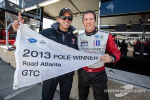 GTC pole winner Spencer Pumpelly