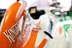 Sahara Force India F1 VJM06 detail