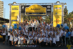 Volkswagen celebrates Team Championship