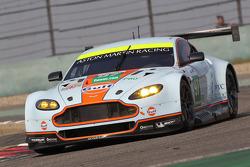 #97 Aston Martin Racing Aston Martin Vantage GTE: Darren Turner, Stefan Mücke