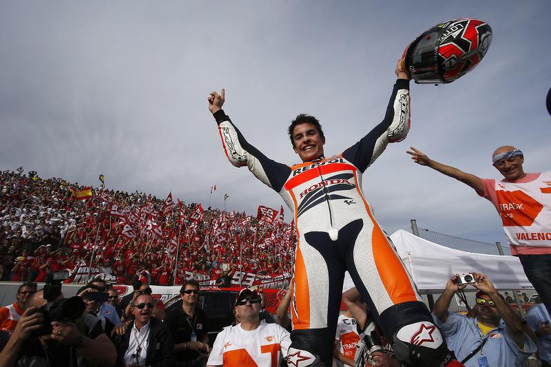 2013 champion Marc Marquez, Repsol Honda Team