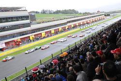 Ferrari World Finali race
