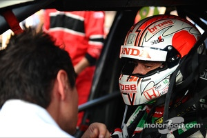 Tiago Monteiro, Honda Civic, Honda Racing Team Jas