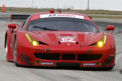 #62, Ferrari 458: Gianmaria Bruni, Toni Vilander, Giancarlo Fisichella, Olivier Beretta