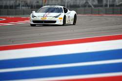 #47 Ferrari of Houston Ferrari 458: Darren Crystal