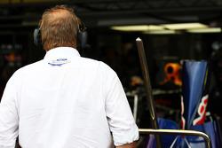 Jo Bauer, FIA Delegate