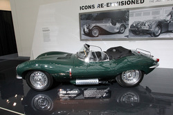 1956 JAGUAR XKSS STEVE MCQUEEN OWNED