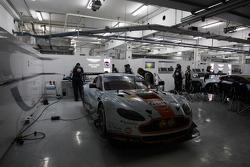 #99 Aston Martin Racing Aston Martin Vantage V8: Pedro Lamy, Bruno Senna, Richie Stanaway