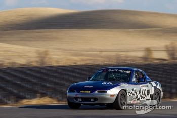 #60 A+ Racing Mazda Miata: Al Angulo, David Gehringer, Dion Johnson, Richard Lucquet