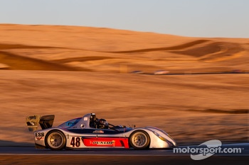 #48 Factory 48/CrowdStrike Radical SR3: Lee Alexander, John Falb, George Kurtz, Jeff Shafer