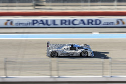 Porsche LMP1 testing at Paul Ricard Circuit