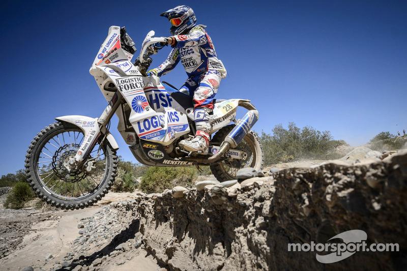 #28 KTM: Henk Knuiman