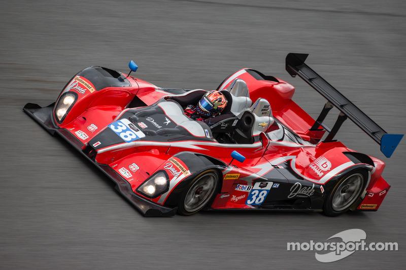 #38 Performance Tech Motorsports ORECA FLM09 Chevrolet: Charlie Shears, Jon Brownson, Raphael Matos