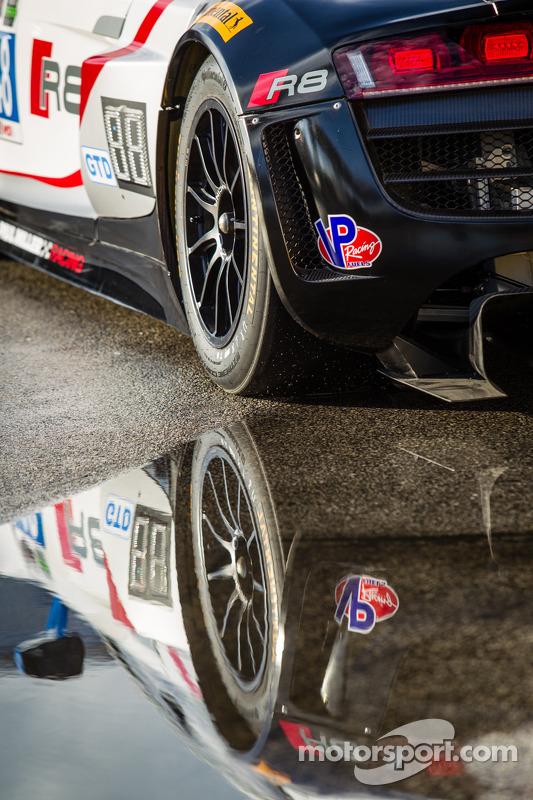 #48 Paul Miller Racing Audi R8 LMS