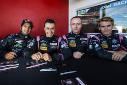 Gustavo Yacaman, Roman Rusinov, Olivier Pla and Oliver Webb