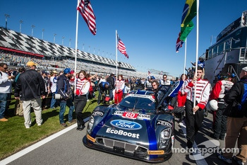 #60 Michael Shank Racing with Curb/Agajanian Riley DP Ford EcoBoost