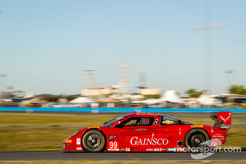 #99 GAINSCO / Bob Stallings Racing Corvette DP Chevrolet: Alex Gurney, Jon Fogarty, Darren Law, Memo Gidley
