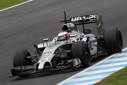 Kevin Magnussen, McLaren MP4-29