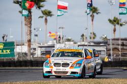 #64 Team TGM BMW 328: Ted Giovanis, David Murry